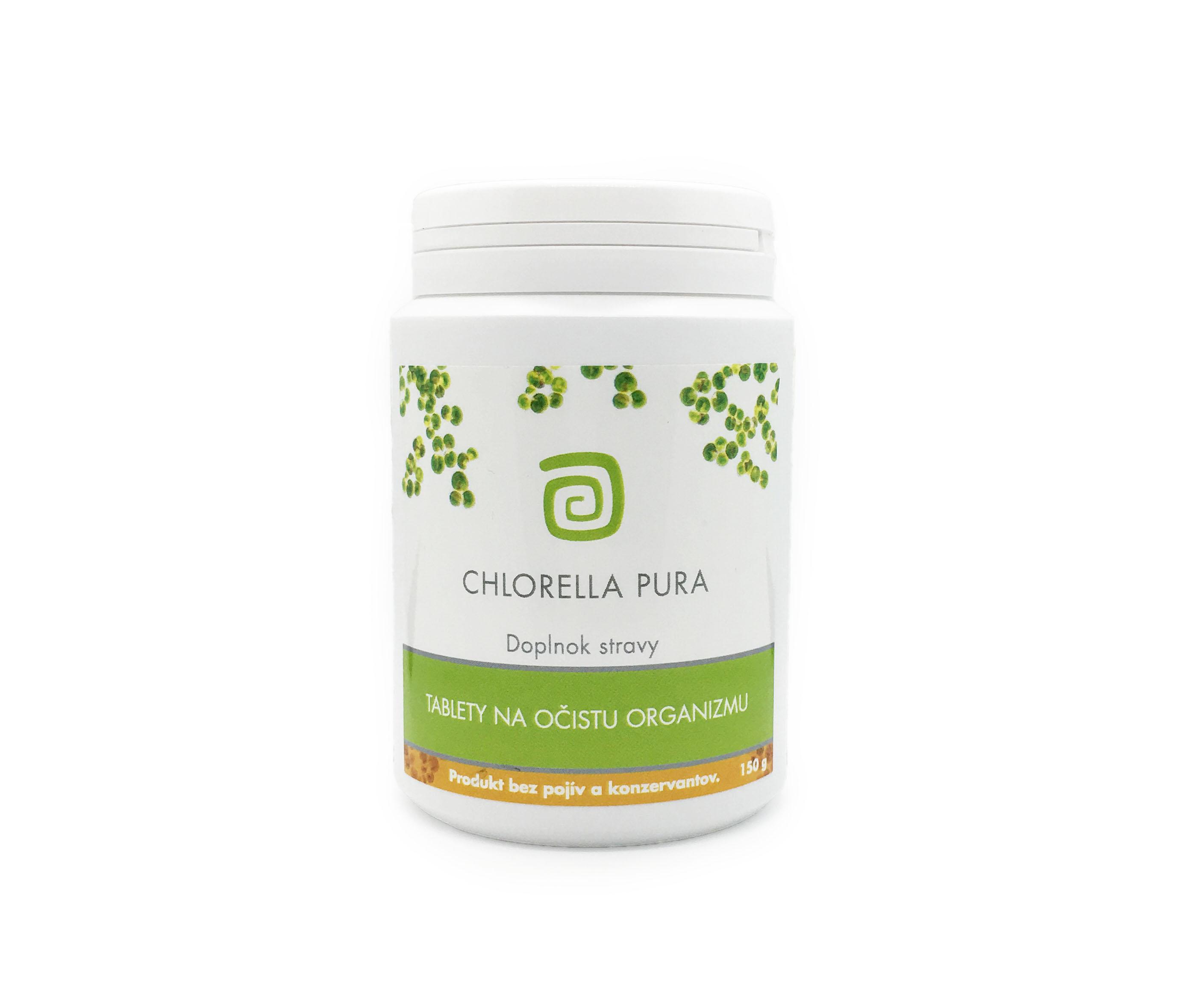 Chlorella Pura